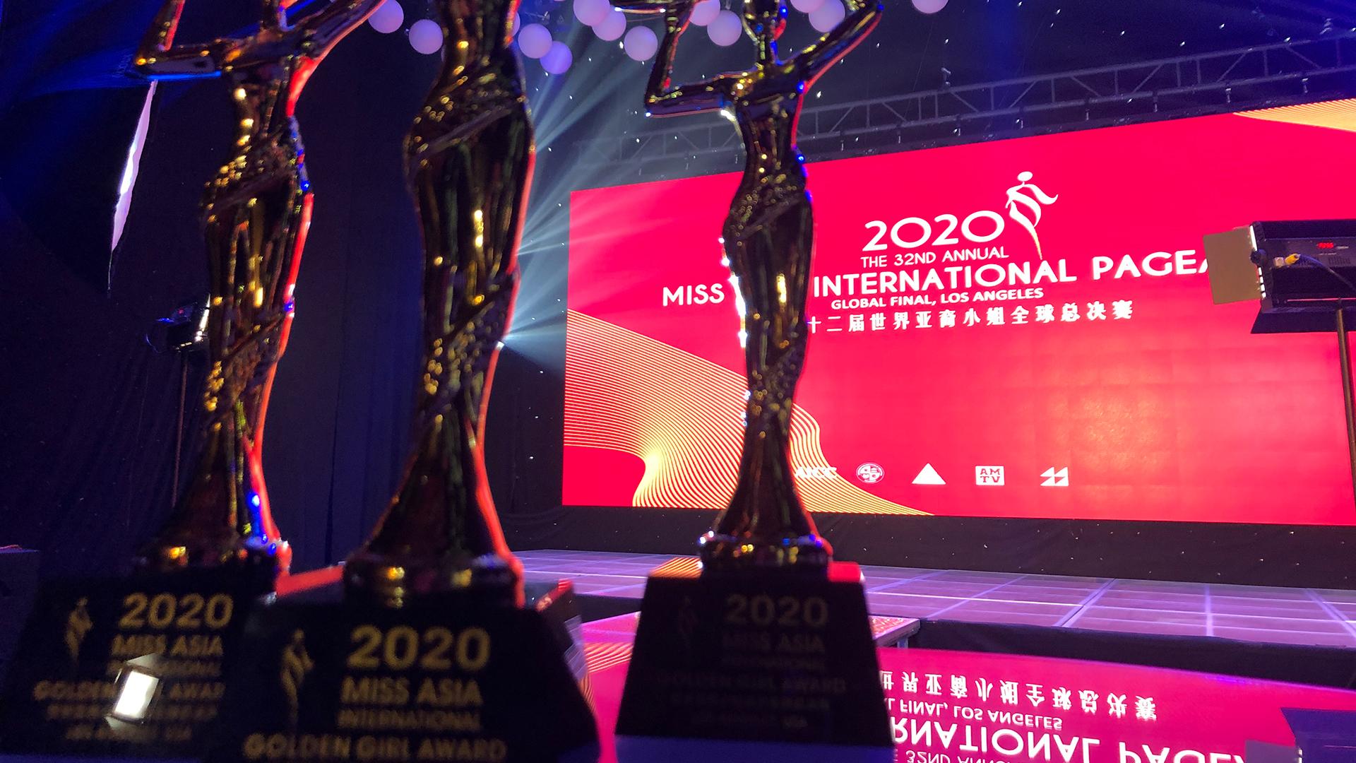 2020年第三十二届世界亚裔小姐选美大赛全球总决赛花絮(点击照片放大)